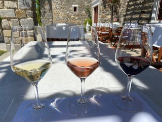 Wine tour Greece